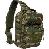 صنع وفقا لطلب الزّبون تصميم علامة تجاريّة عسكريّة كتف مقلاع حقيبة تكتيكيّ مقلاع حقيبة