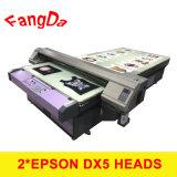 Digital-Flachbetttextildrucker für Baumwollgewebe-Shirt-Drucken