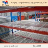 Customized Galvanized Wire Mesh Decking pour Pallet Racking