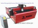 De automatische CNC Scherpe Machine van het Plasma voor de Plaat van het Ijzer