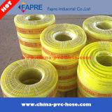 Boyau 2017 de tissu-renforcé flexible en plastique de PVC