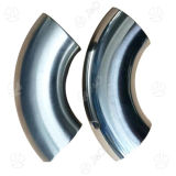 衛生ステンレス鋼DIN 45度によって溶接される短い肘