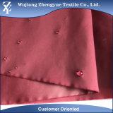 20d impermeabilizzano il tessuto di nylon Ultralight del taffettà ricoperto Downproof per l'indumento