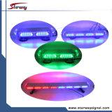 Diodo emissor de luz de advertência mini Lightbar no caso de alumínio (LTF-M545)