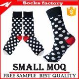 Großhandelsform-trifft kundenspezifisches Mann-Kleid athletische Socken hart