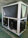 refrigeratore di acqua raffreddato aria 29kw per l'anodizzazione e l'uso placcante di industria