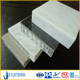 Baumaterial-Marmorsteinende-Aluminiumbienenwabe-Panel