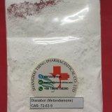高い純度Metandienone/筋肉建物のためのDianabol (Dbol)のステロイドの粉