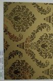 Spiegel 304 ätzte Goldfarben-Edelstahl-Blätter für Dekoration