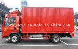 중국 Sinotruk HOWO 4*2 화물 자동차 트럭
