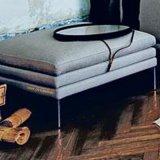 アメリカの現代様式ファブリックコーナーのソファーは居間(F1113#)のためにセットした