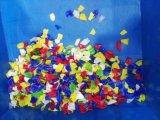 Animal doméstico plástico de la alta capacidad que recicla la clasificadora del color