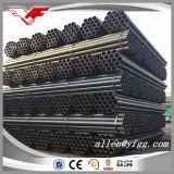 ASTM A53 Sch40 Black ERW Eau et construction en acier creux en acier
