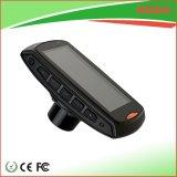 Coche de rectángulo negro lleno del coche de HD 1080P DVR con el G-Sensor