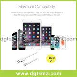 De Bliksem van de appel aan de Adapter Mfi van de Kabel USB voor iPhone