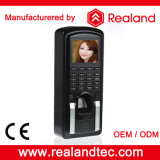 Système Realand d'empreintes digitales de contrôle d'accès avec des logiciels libres et Sdk