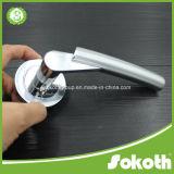 영국 고전적인 알루미늄 문 레버 손잡이 Skt-L007