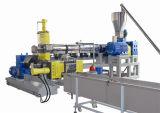 Reciclaje de plástico desperdiciado y máquina de granulación