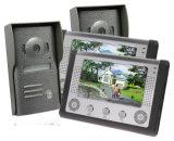 Hand geben die 4 Draht-videotür-Telefon-Türklingel mit ein 7 Zoll-Schlüssel-Monitoren frei