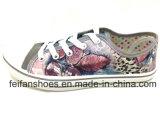A injeção bonita das mulheres do projeto calç as sapatas confortáveis das sapatas ocasionais (FFDL0112-01)