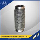 El tubo flexible del extractor de Yangbo para el cliente hizo