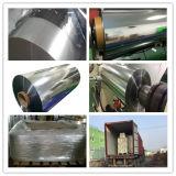 Materiales de empaquetado: Soldadura en caliente metalizando la película de CPP