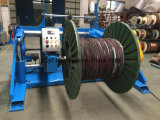 Máquina grande del enrollamiento/el rebobinar del alambre del cable