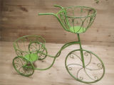 Mestieri all'ingrosso del triciclo del metallo per la decorazione di natale