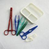 Устранимый медицинский пластичный зубоврачебный корнцанг
