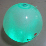 عملاقة [بفك] أو [تبو] قابل للنفخ ترقية كرة مع [لد]