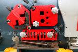 Hydraulische Hüttenarbeiter-/Ausschnitt-Maschinen-/Hacol-Hüttenarbeiter-Maschine/mehrfaches Lochenu. Ausschnitt-Maschinen-/Winkel-Stab-Ausschnitt