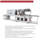 Máquina automática de sellado y encogimiento lateral