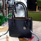 Fábrica Sy8124 de China da venda por atacado do saco de ombro do plutônio da pele do Litchi da bolsa da mulher da elite do escritório
