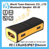 de Waterdichte Draagbare MiniSpreker van de manier met Bluetooth