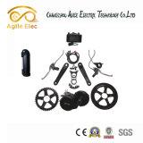 nécessaire électrique du vélo 36V motorisé par 350W avec la batterie au lithium