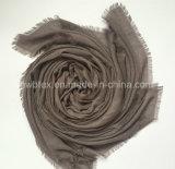 2017 верхних продавая покрашенных обыкновенных толком вискоз цвета/шарф полиэфира (HMK023)
