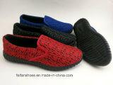 Los últimos zapatos de la inyección de Flyknit de la buena calidad (FF922-3)
