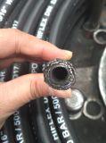 Flexibler hydraulischer Gummischlauch des gewundenen Hochdrucköl-En853