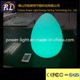 36cm LEIDEN van Shap van het Ei van de Manier Gloeiende RGB Licht