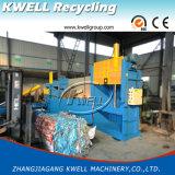 Máquina hidráulica vertical semi automática de la embaladora de la cartulina