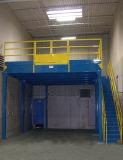 Pavimento estrutural em mezzanine em aço industrial pré-fabricado