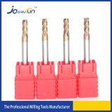 Joeryfun Carbide 4 Flutes Square Milling Tool com diâmetro 3.5mm Cutter Bit