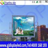 P5.95 напольная индикация экрана Rental СИД с светлым алюминиевым шкафом