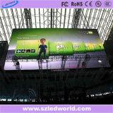 Alto colore completo esterno LED fisso Digital/tabellone per le affissioni elettronico di luminosità P10 per fare pubblicità