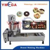 Operação automática de máquina elétrica de donut elétrico para venda