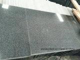 Padang dunkler grauer Granit G654 schnitt zurecht