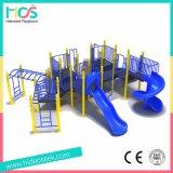 Strumentazione esterna di ginnastica dei bambini di stile classico