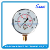 Capsule Presses Gauge-Dry Pressure Gauge-Bottom Manometer