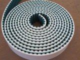 Correias cronometrando do cabo flexível elevado do poliuretano da flexibilidade para a imprensa de extrusão resistente