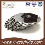 Lâmina de serra de carboneto de tungstênio de alta precisão